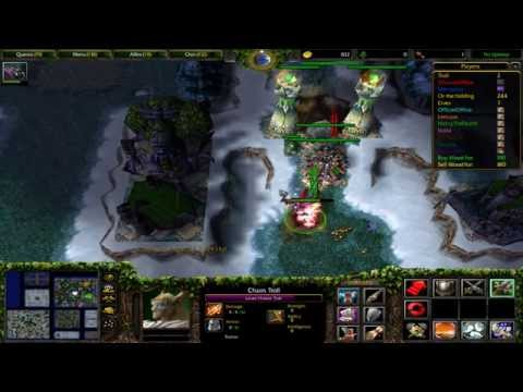Warcraft 3 TFT - Enfos TS MT #3 - Youtube Download