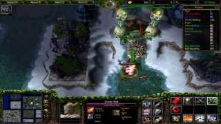 Warcraft 3 TFT - Troll vs Elves #5