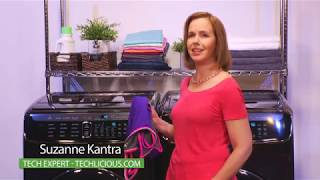 Reporter Minute - Summer Wash and Dry Tech - With Suzanne Kantra, Techlicious.com