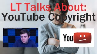 Why YouTube's Copyright System Sucks (ft. Matt Lowne's face and Officialnerdcubed's channel page)