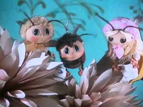 Příběhy včelích medvídků - 5.díl: Strašidlový