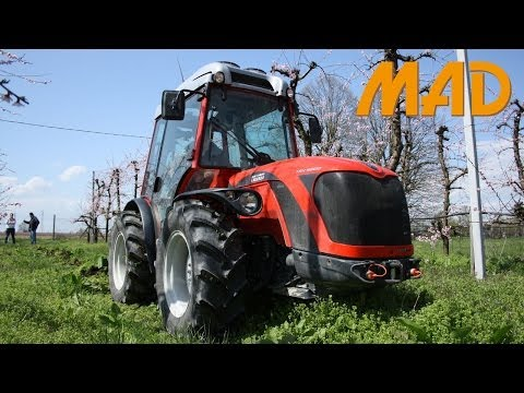Antonio Carrero TRH 9400 with Flail mower - Youtube Download