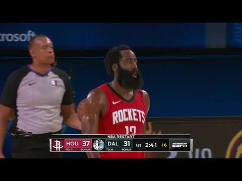 Dallas Mavericks vs Houston Rockets | July 31, 2020 HD Mp4 3GP Video and MP3