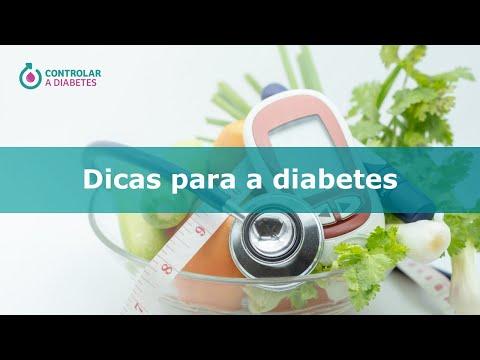 Por que ele cai muito açúcar na diabetes