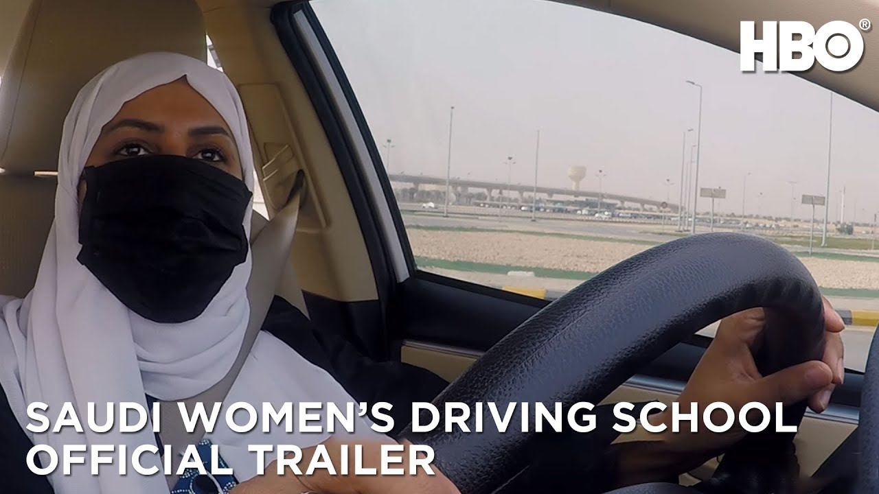 HBO: Saudi Women's Driving School (2019)