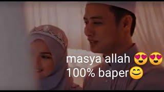 ANA UHIBBUKA FILLAH Wedding Malaysia Baper