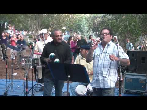 "Caribe Vibe at Carrboro performing ""Buscando Guayaba"""