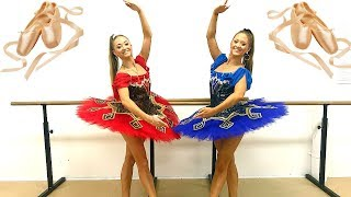 Hiring a tutu for our first ballet solo