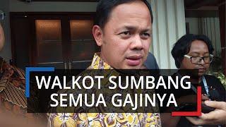 Wali Kota Bogor Bima Arya Sumbangkan Gajinya Untuk Penanganan Covid-19 di Bogor