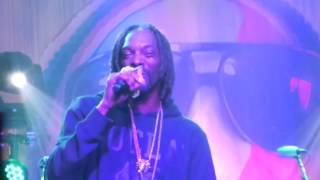 Snoop Dogg-Wrong Idea live