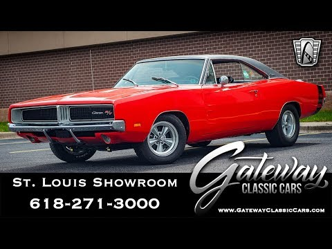 Video of '69 Charger - QB8H