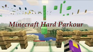 Minecraft Hard Parkour