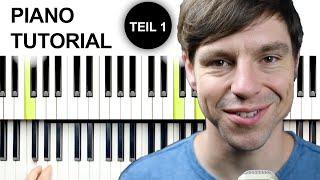 Alan Walker   FADED   Piano Tutorial Für Anfänger   Teil 1