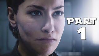 STAR WARS BATTLEFRONT 2 Walkthrough Gameplay Part 1 - Iden - Campaign Mission 1 (BF2 Battlefront II)