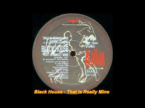 Black House - That Is Really Mine (Extended Mix)