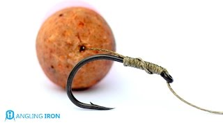 How To Tie A Hair Rig   Carp Rigs   By Angling Iron