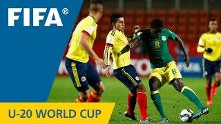 Senegal v. Colombia - Match Highlights FIFA U-20 World Cup New Zealand 2015
