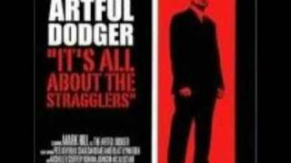 Artful Dodger Feat Nadia - I Can't Give Up