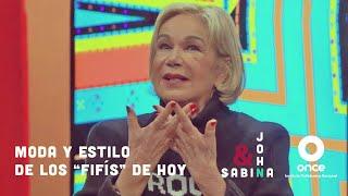 John y Sabina - Moda y estilo de los fifís de hoy (Guadalupe Loaeza)