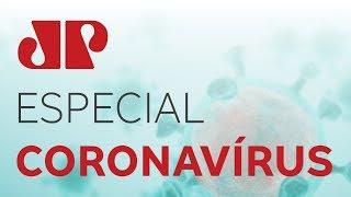 Jovem Pan Especial: Coronavírus - 18/03/2020