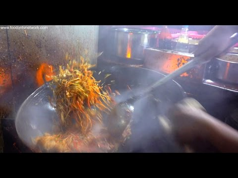 Street Food Cooking Fatafat | Amazing Chinese Wok Skills