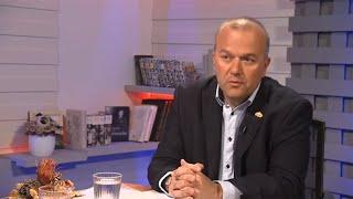 """Gaudi-Nagy Tamás ismét a bűnözés etnikai vonatkozásairól a d1 Tv """"Ne legyen áldozat"""" c. műsorában"""