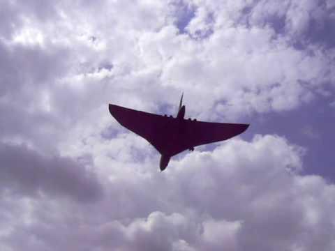 luchtmachtdagen volkel vulcan landing