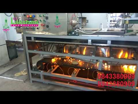 Automatic Chapathi Making Machine Mechanical System