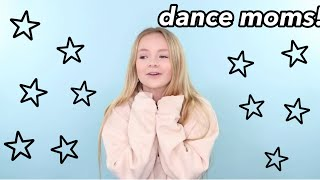 Dance Moms Competition Makeup GRWM // + Q&A  // Pressley Hosbach
