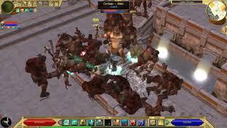 Titan Quest AE Ragnarok - Special Bosses Survival guide - Самые