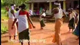 Chavittukali - folk dance of Kerala