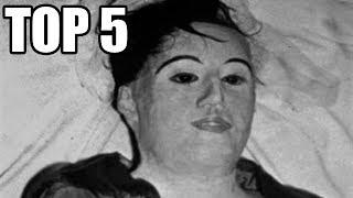 TOP 5 - Fotografií s Děsivou Historií