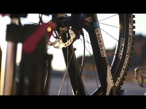 Stan's NoTubes Flow EX3 Wheelset - Kyle Warner