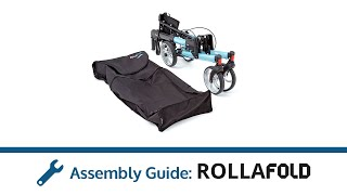 Rollafold Assembly Guide