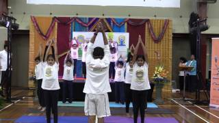 Kids Yoga @ IDY 3