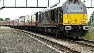 preview picture of video 'Class 67 No. 67005 - The Fathers Day Fellsman at Helsby'