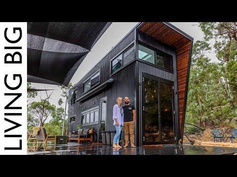 Moderna kuća na točkovima