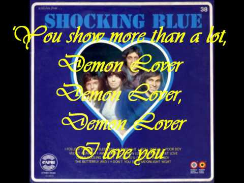 Shocking Blue - Daemon Lover with Lyrics