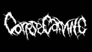 Corpse Carving -  The Aftermath Of Human Carving - (2005) - [Full Split]