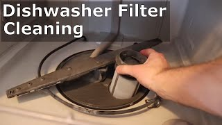 How To Clean Your Whirlpool Dishwasher Filter