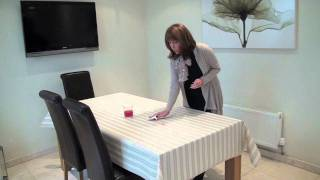 How to Measure a Table for Wipe Easy Tablecloths & Oilcloths