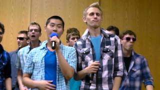 Nice Guys (Chester See, KevJumba & Ryan Higa) - The Water Boys (A Cappella Cover)