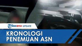 Kronologi Penemuan Pasangan Selingkuh ASN Mesum Pingsan Dalam Mobil, Kaca Berembun Banyak Cap Tangan