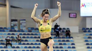Miramas 2021 : Elina Giallurachis avec 4,41 m à la perche