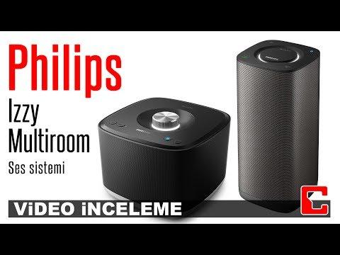Philips Izzy Multiroom Ses Sistemi İncelemesi - Kablosuz Hoparlör