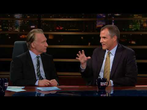 Frank Bruni: Liberal Censorship | Real Time with Bill Maher (HBO)