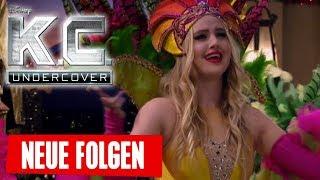 K.C. UNDERCOVER - Clip: Karneval | Die neuen Folgen im Disney Channel