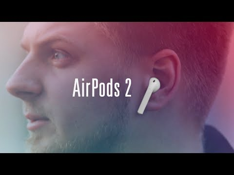 Обзор Apple AirPods 2