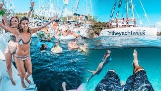 GoPro: The Yacht Week Croatia 2018!