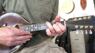You Got a Friend in Me mandolin tutorial